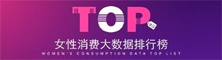 女性消费大数据排行榜(武汉)